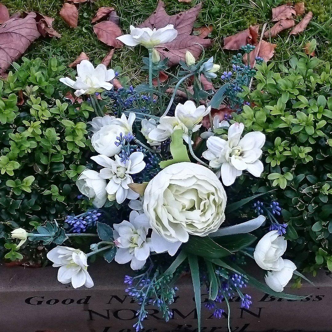 pretty-headstone